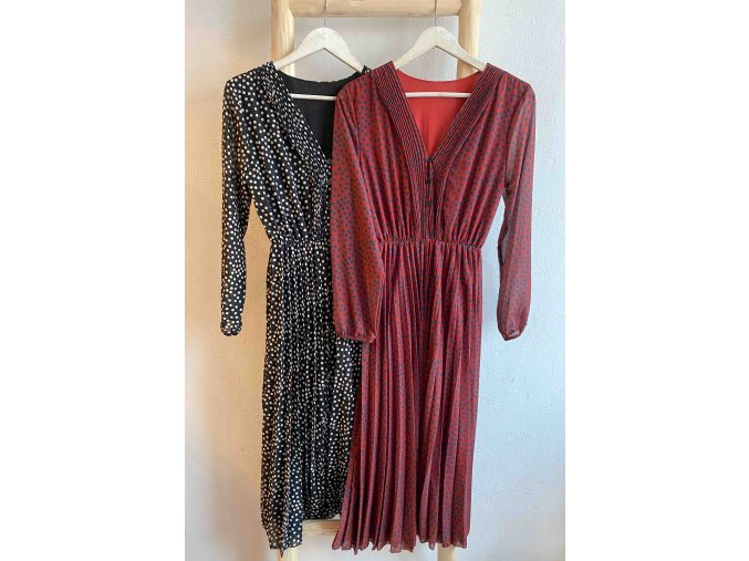 midi šaty Isabella