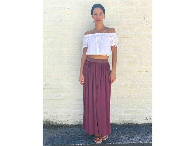 dlouhá sukně Paola