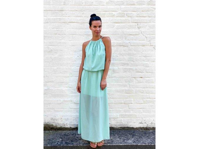 dlouhé šaty Eris