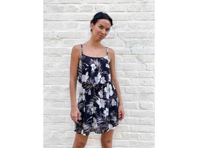 šaty s květy Louisa