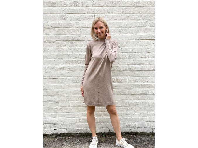 pletené šaty Meda