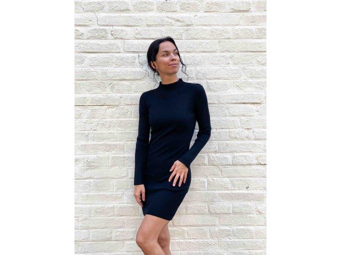 pletené šaty Tamara