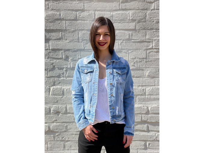 džínová bunda Victoria