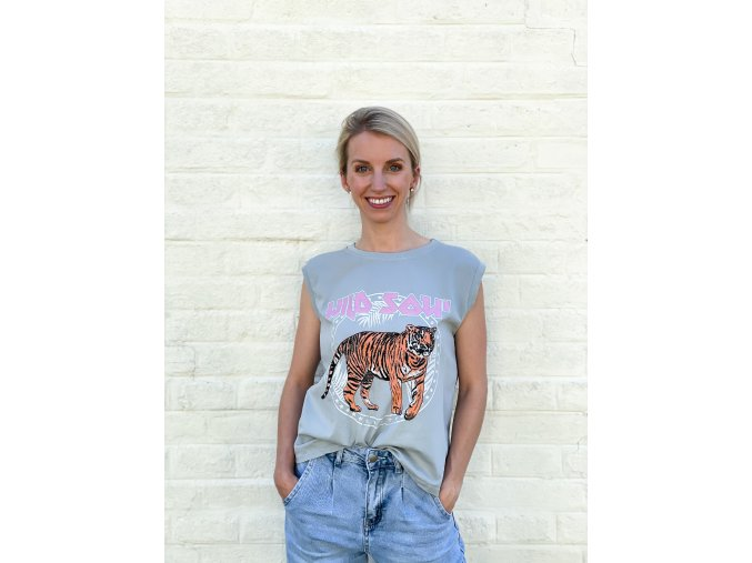 tričko Tiger