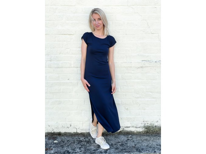 dlouhé šaty Gisele