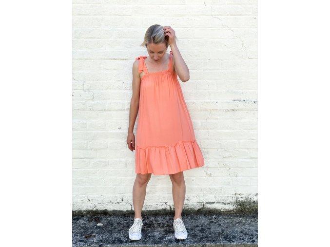 volné šaty Chloe