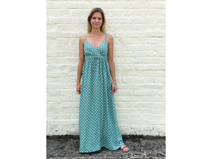 dlouhé šaty Dotty