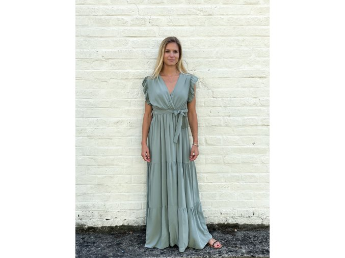 dlouhé šaty Clara
