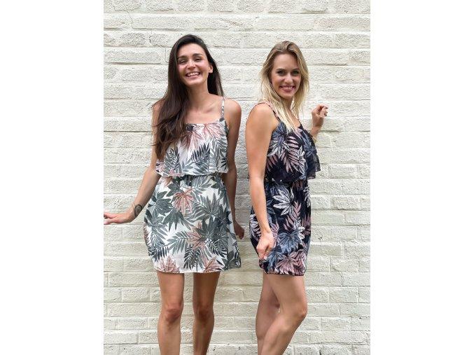 šaty s květy Alice