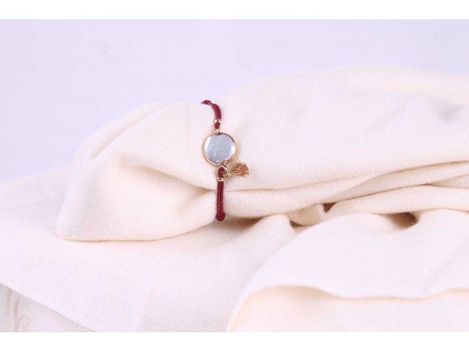 náramek perla