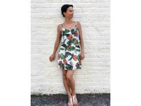 krátké šaty Gina