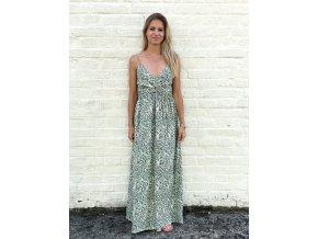dlouhé šaty Anna