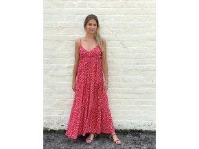 dlouhé šaty Bella