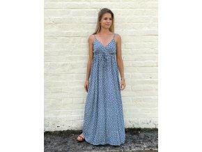 dlouhé šaty Sally