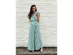 dlouhé šaty Leia