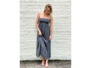 dlouhá sukně/šaty Donna