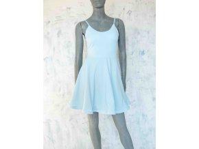 šaty s odhalenými zády