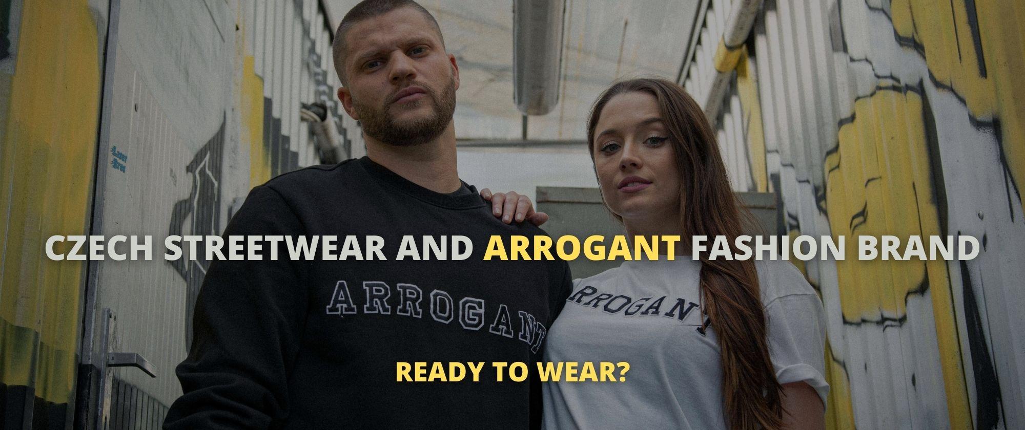Arrogant úvod