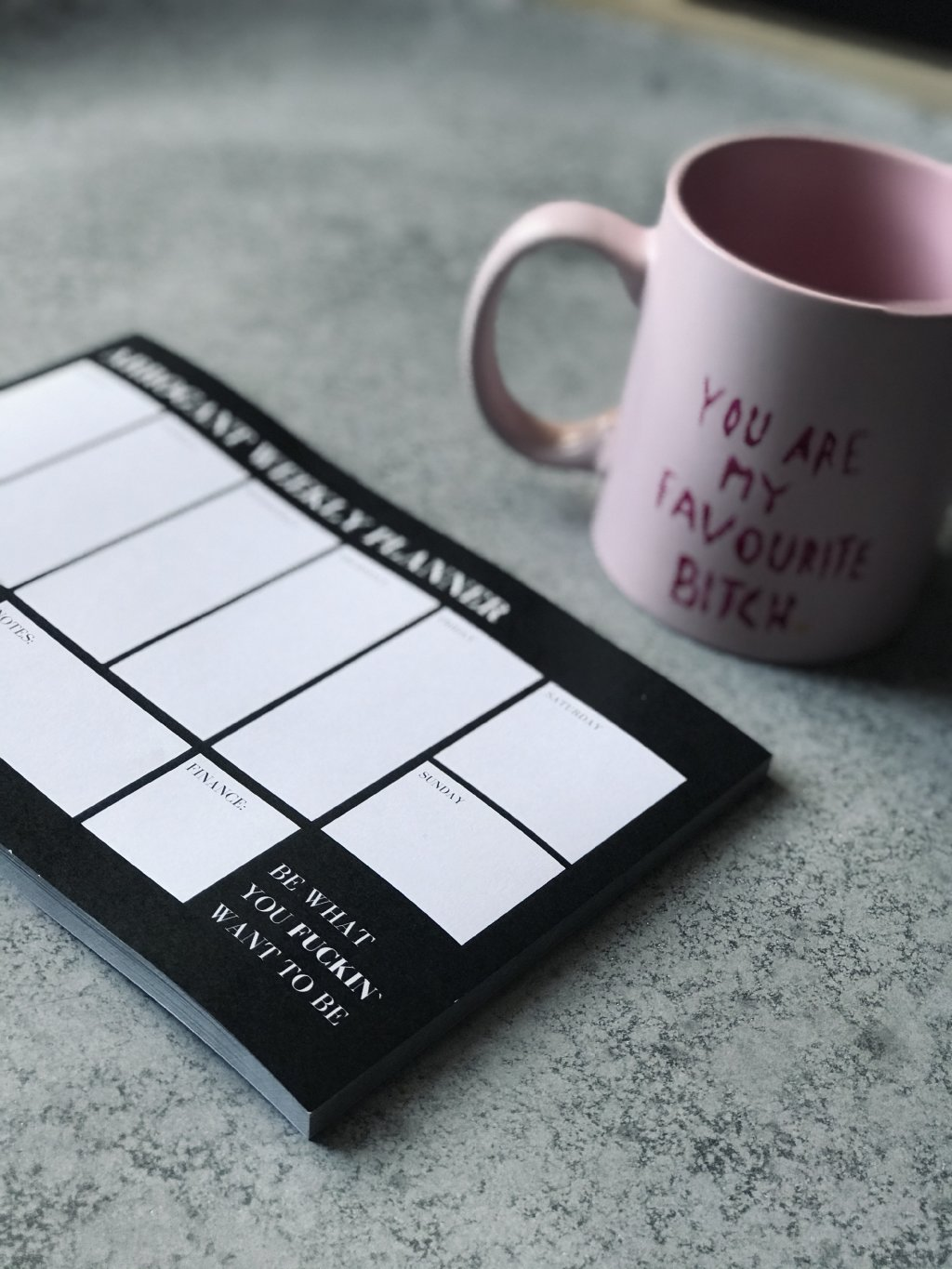 Planner be what you want