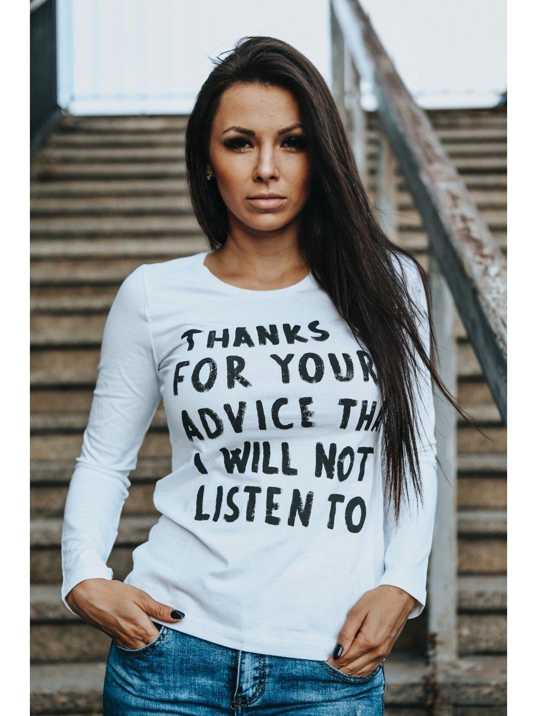 No advice