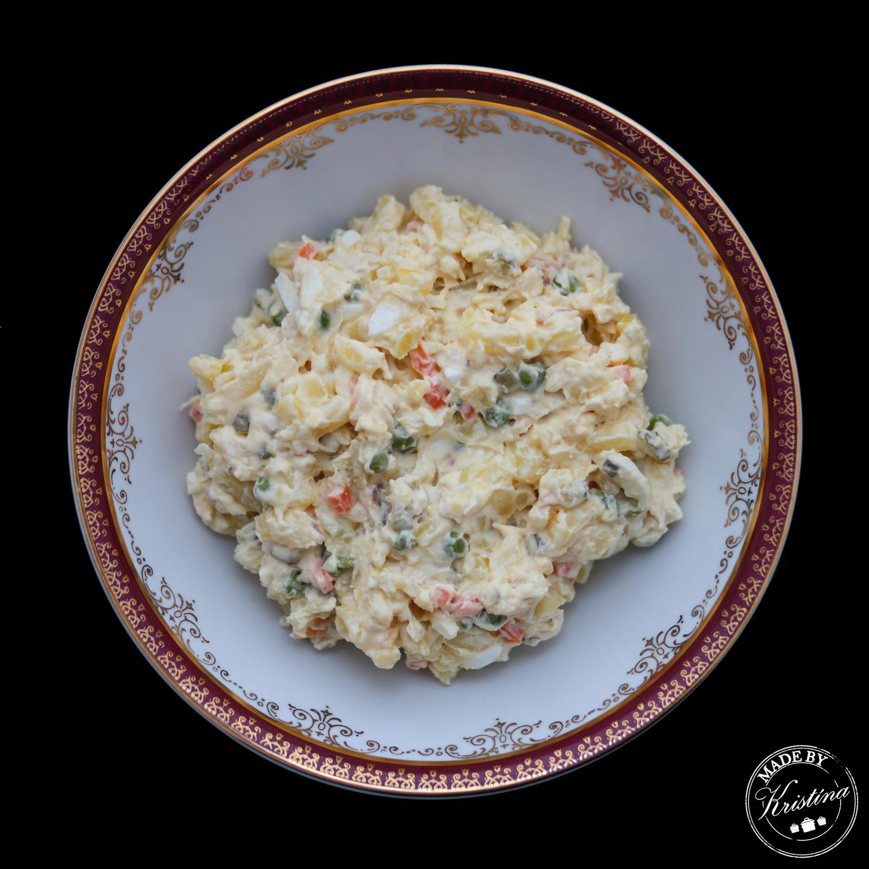 #Vánoční bramborový salát