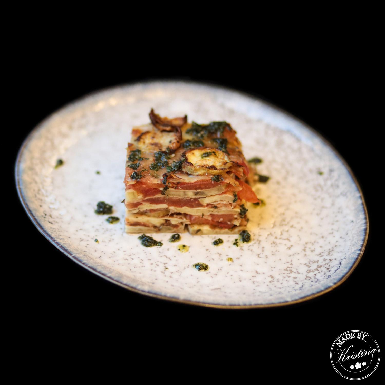 #Zapečené lilky - melanzane alla parmigiana