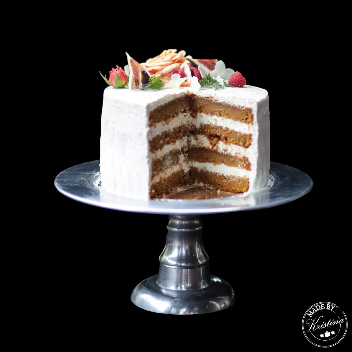 #Vláčný mrkvový dort
