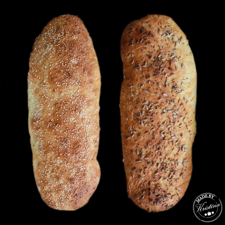 #Turecký chléb pide