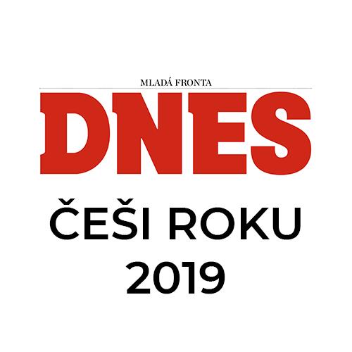 DNES Češi roku 2019