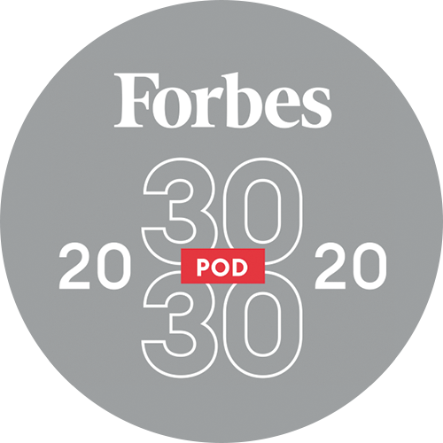 Forbes 30 pod 30 2020