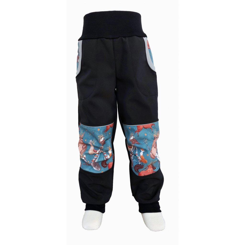 kalhoty B3