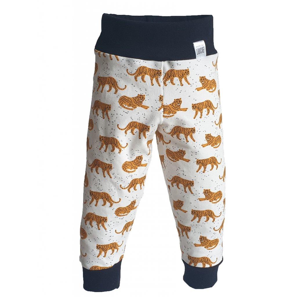 kalhoty tygr predek