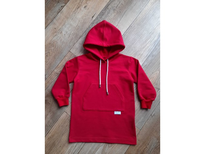 BABY DRESS RED