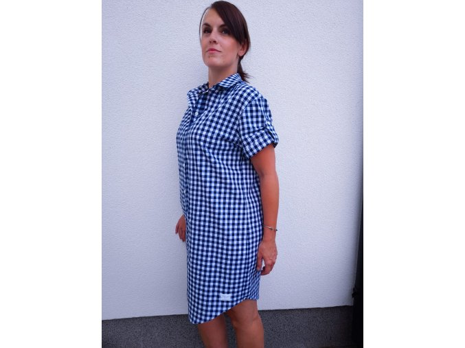 DRESS CUBE BLUE
