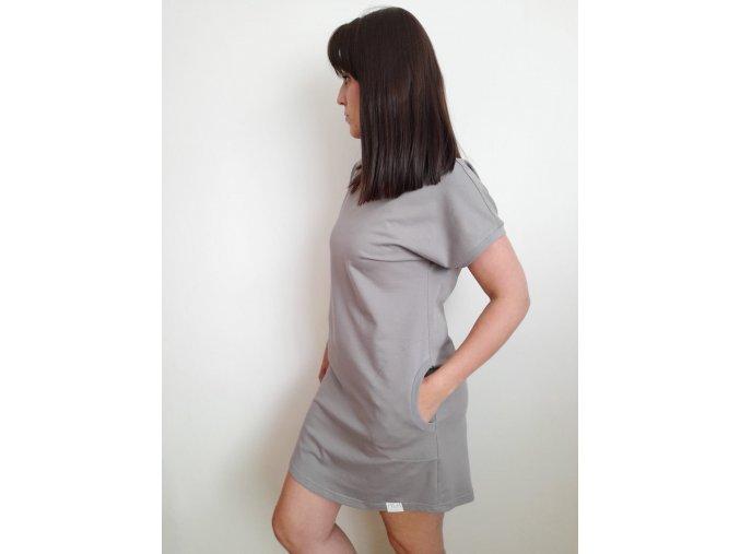 BASIC GREY DRESS