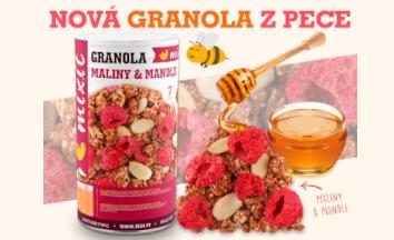 Mixit - Granola z pece