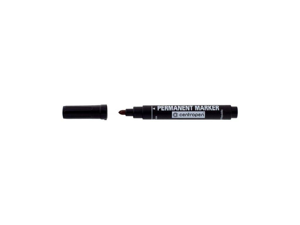 Značkovač 8566 Permanent, 2,5 mm, černý