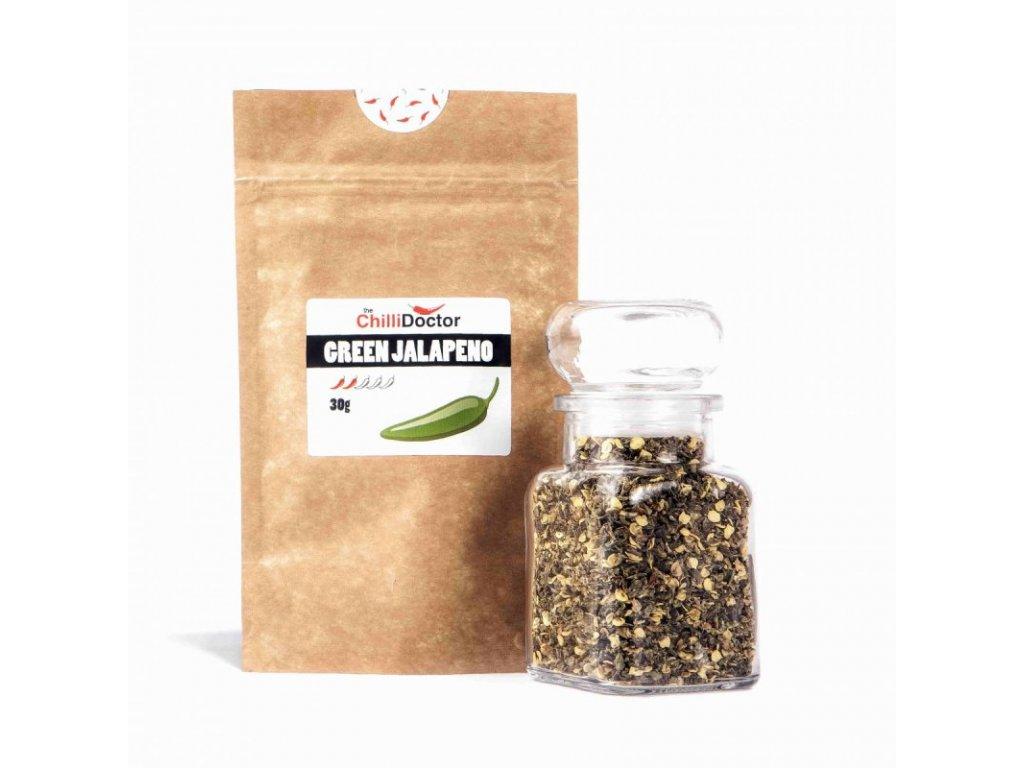 Green Jalapeno granule 30g