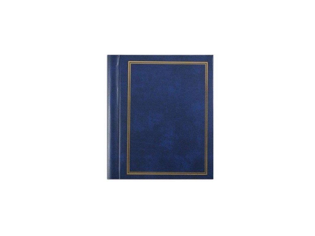 samolepici fotoalbum 23x28 60s classic modre
