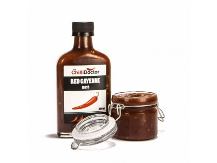 Red Cayenne mash 200ml