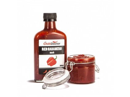 Red Habanero mash 200ml