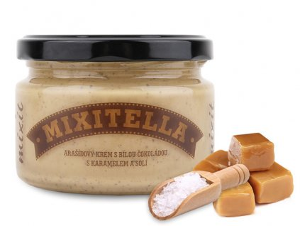 Mixitella - Arašídy se slaným karamelem