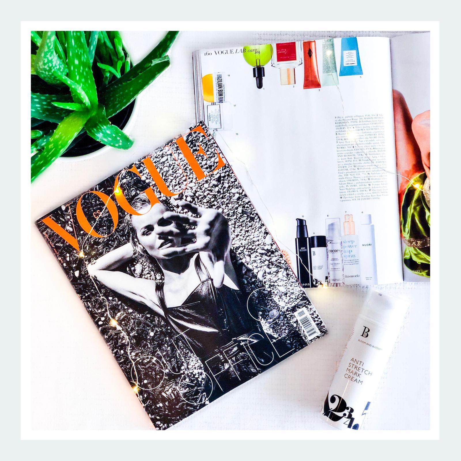 Prosincové vydání časopisu VOGUE