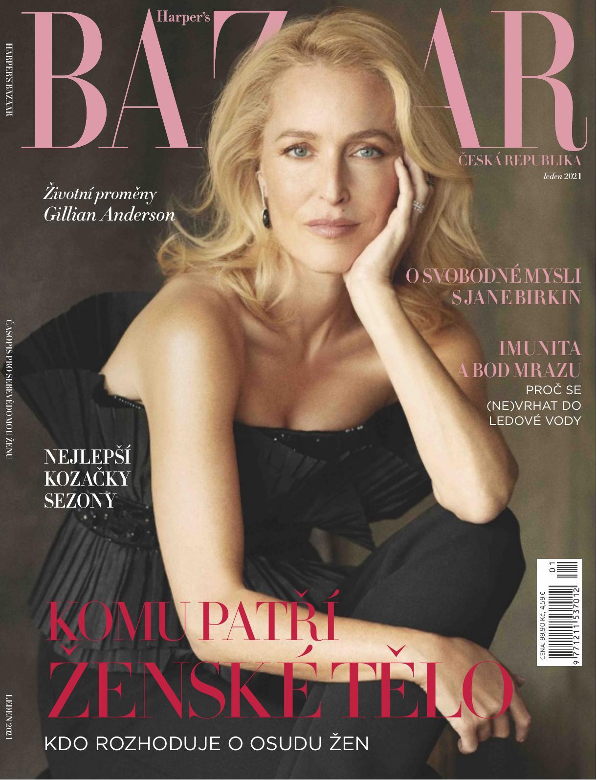 Harper's Bazaar 10.12.2020