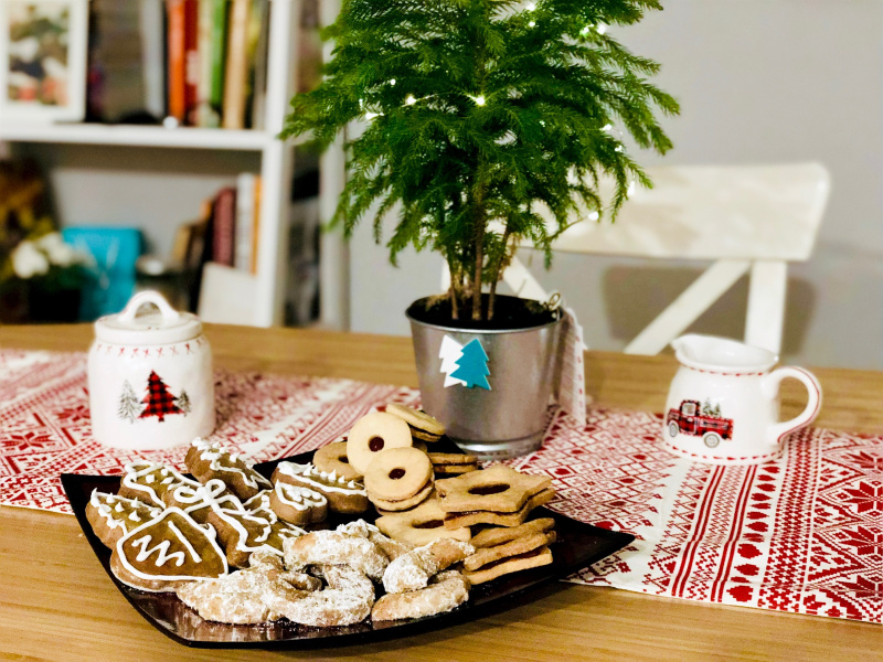 Jak si ulehčit práci o Vánocích a dostat se do správné nálady