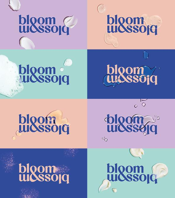 Logo Bloom and Blossom