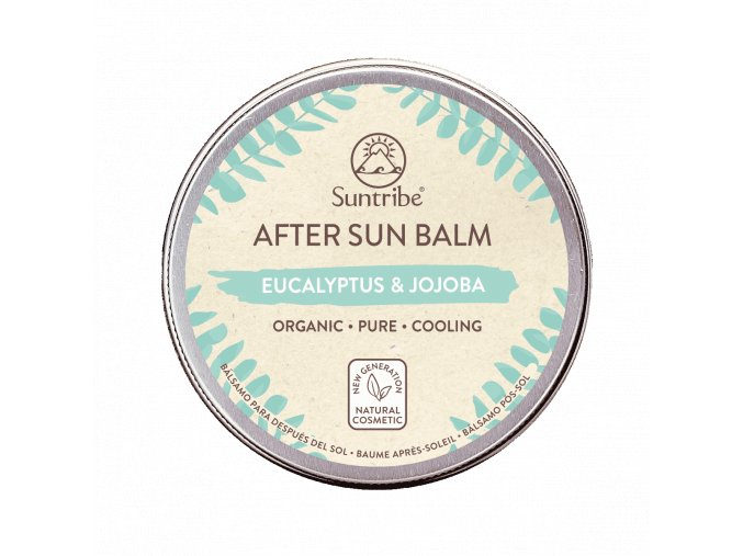 Alpha Suntribe All Natural After Sun Balm Brighter