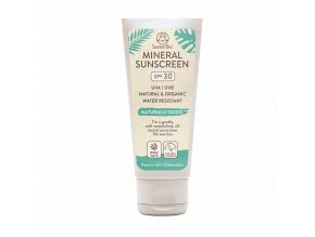 Suntribe Mineral Sunscreen Body Face 60ml Reefsafe Organic