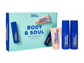 Body and Soul Box with products