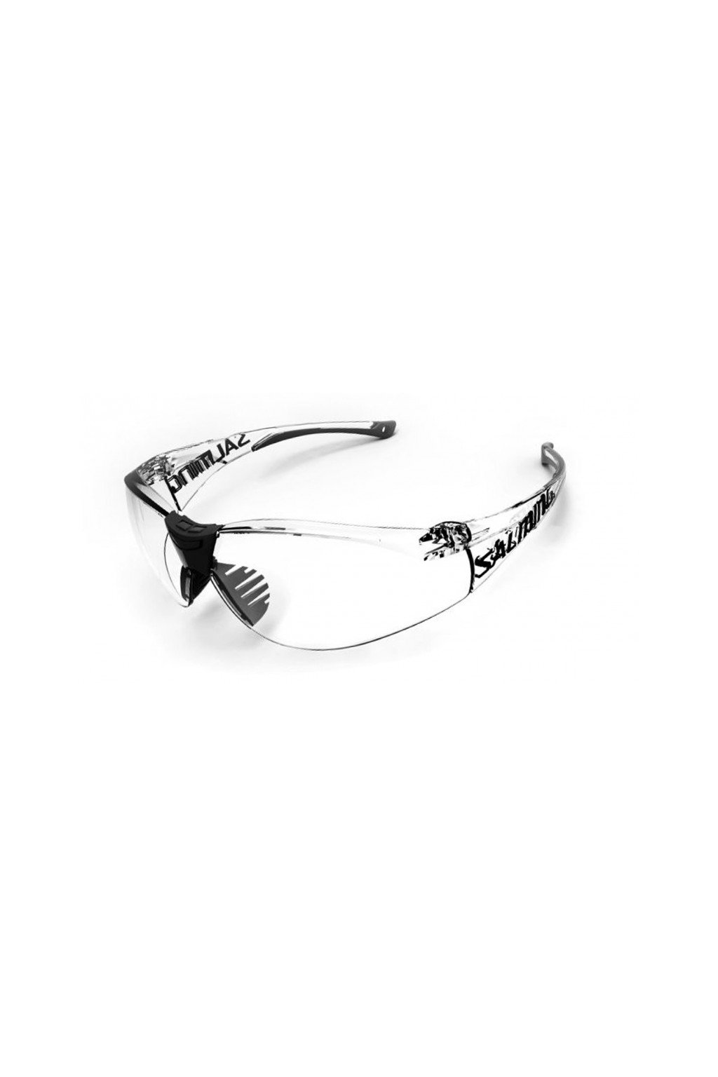 salming split vision eyewear sr black